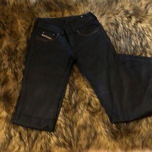 Diesel Bootcut Jeans Ronhar Dark wash